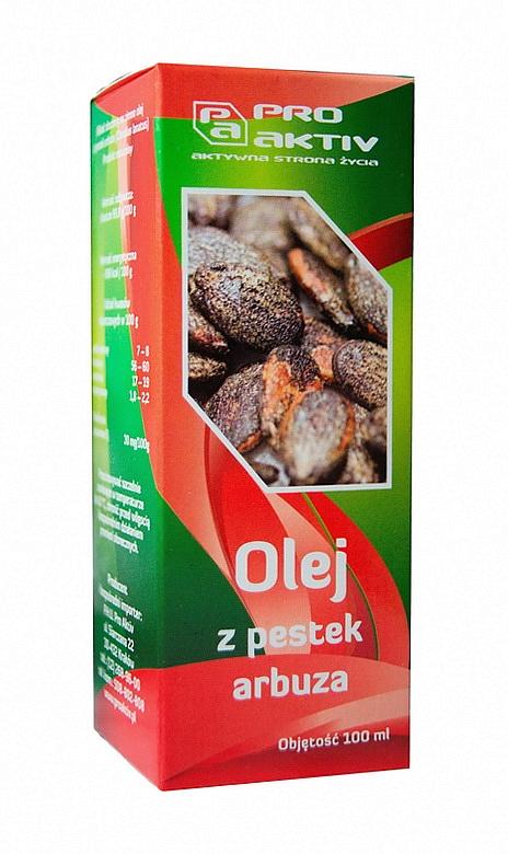 OLEJ Z PESTEK ARBUZA (100 ml)