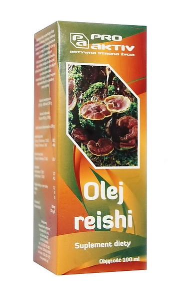 OLEJ REISHI (100 ml)