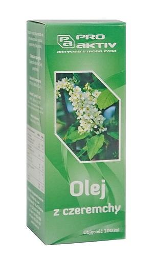 OLEJ Z CZEREMCHY (100 ml)