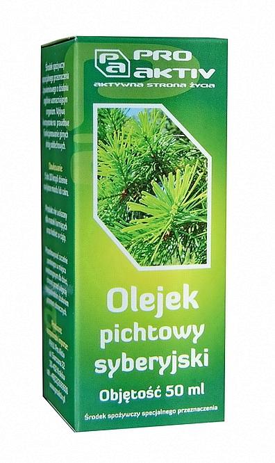 OLEJEK PICHTOWY SYBERYJSKI (50 ml)