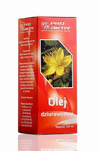 OLEJ DZIURAWCOWY (100 ml)